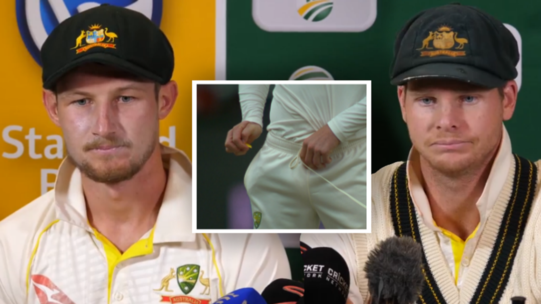BREAKING: Australia Admits To Ball Tampering, Bancroft Charged