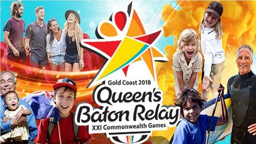 The Queen's Baton is on It's Way to Toowoomba!