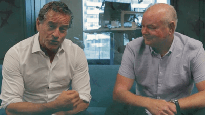 Mark Bouris On Starting Your Own Cafe