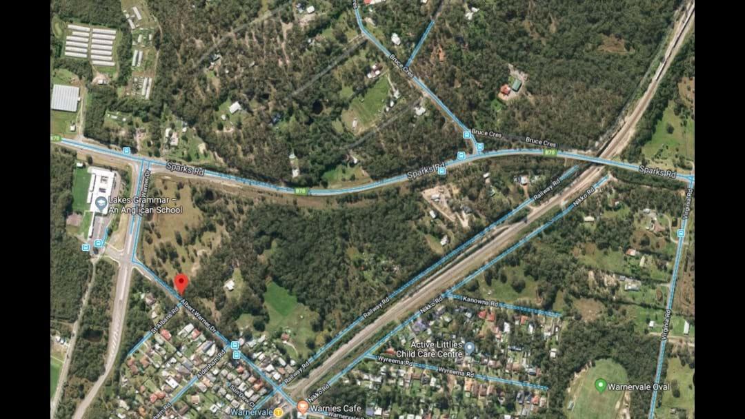 Work On Sparks Road At Warnervale Next Week