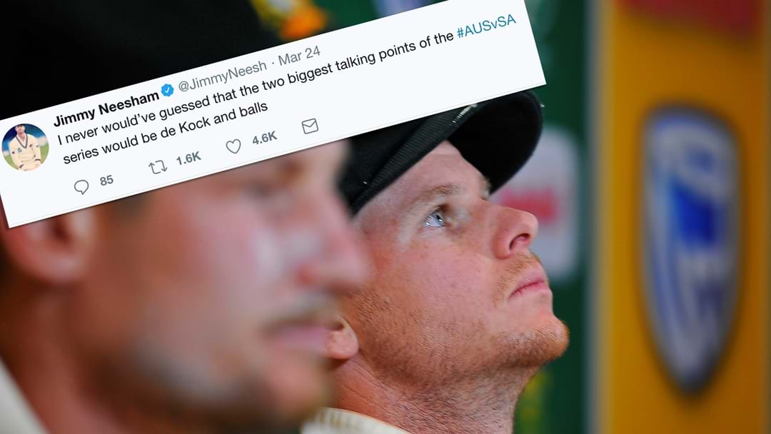 18 Of The Funniest Ball Tampering Gags To Get You Through These Trying Times
