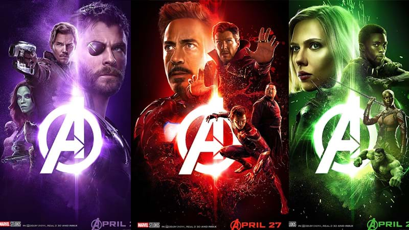 Article heading image for Feast Your Eyes On These New 'Avengers: Infinity War' Posters
