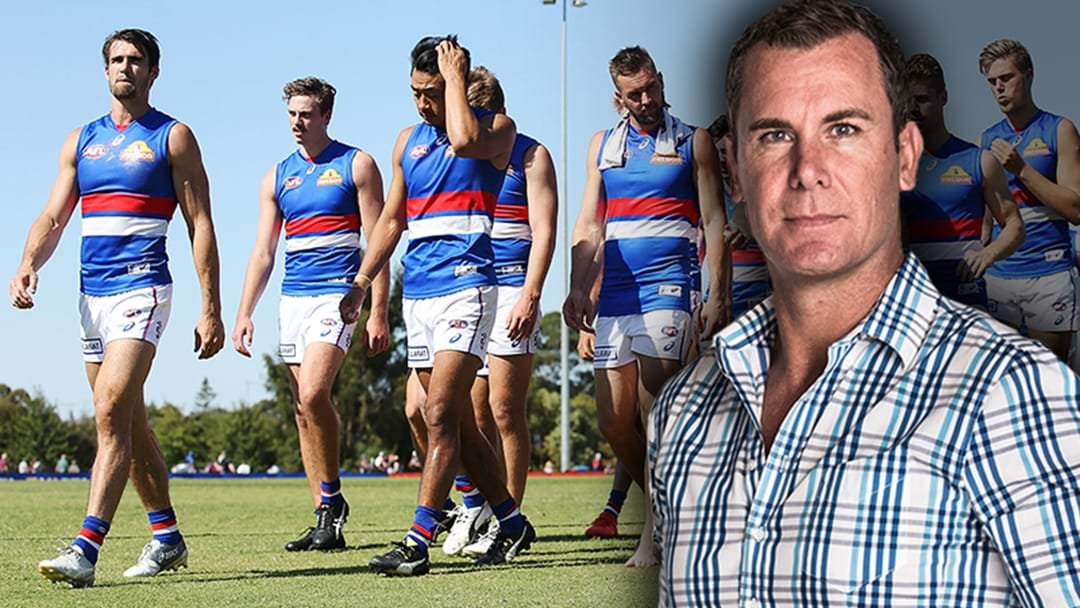 Wayne Carey Describes How The Western Bulldogs Can Bounce Back