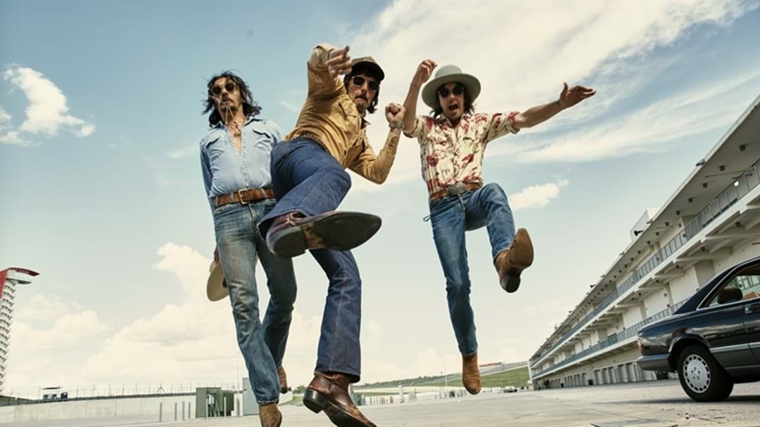 Midland Reacts to Early Academy of Country Music Awards Win