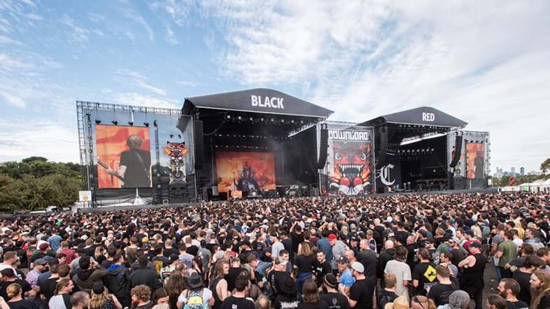 Article heading image for Slayer And Alice In Chains Included In Download Sideshows