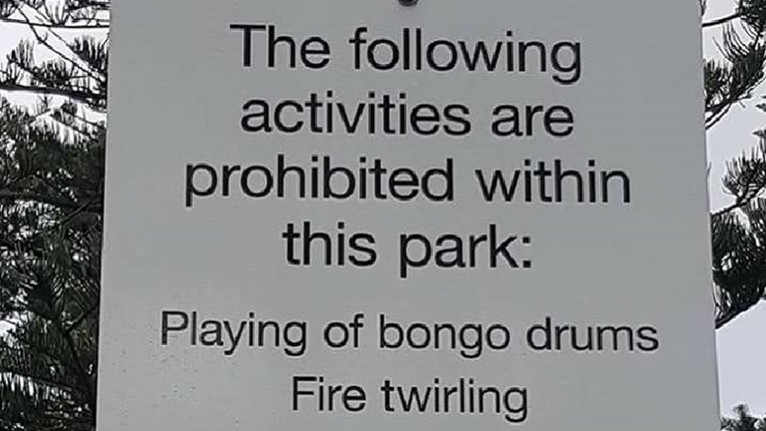 Bongos And Fire Twirling Banned From Burleigh Heads