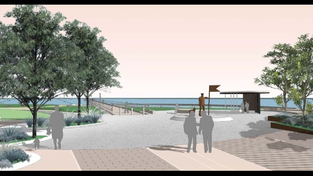 The Waterfront Project is about to begin