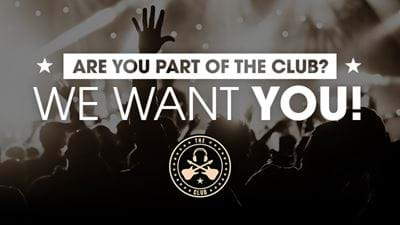 BECOME A MEMBER OF THE CLUB!