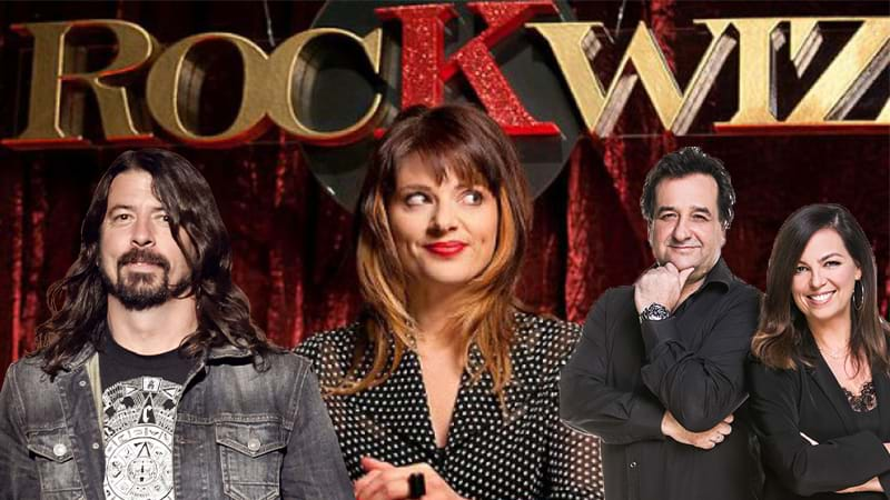 Article heading image for Mick And Jane Stitch Up Julia Zemiro With A Rock Quiz Where Every Answer Is 'Foo Fighters'