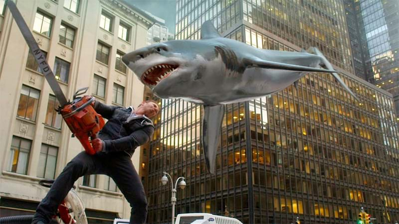 'Sharknado' franchise mercifully ending with sixth film
