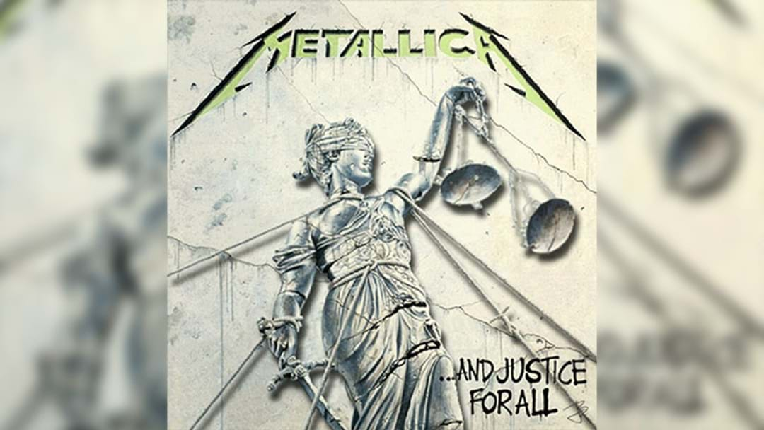 Metallica Set To Released Remastered Edition Of …And Justice For All