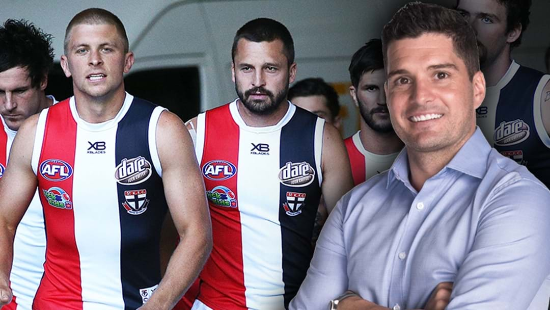 Leigh Montagna: St Kilda Players Need To Have Challenging Conversations