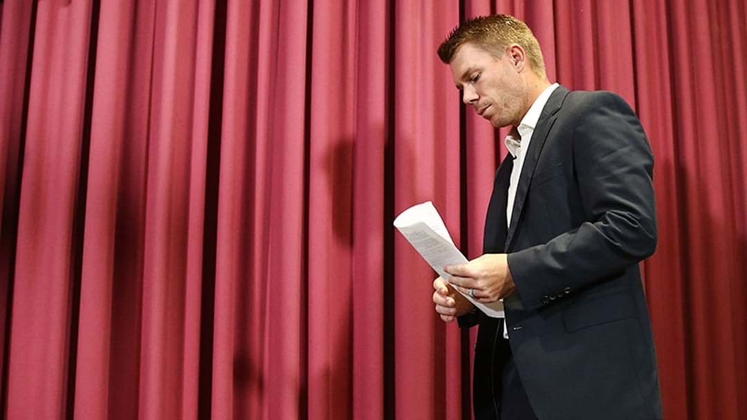 """David Warner Talk To Twitter To Explain """"Unanswered Questions"""" After Press Conference"""