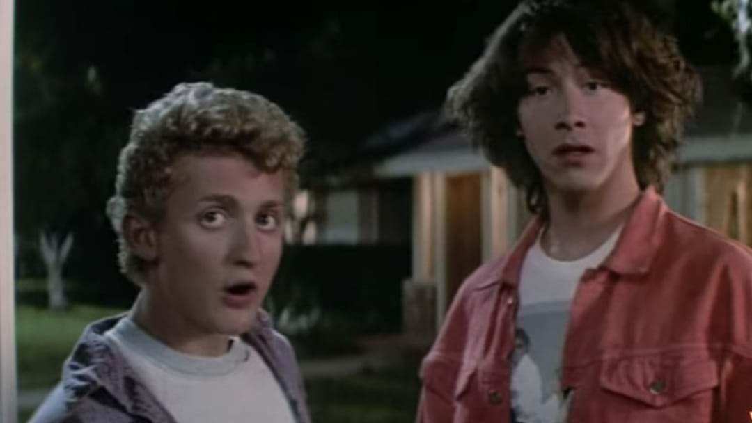The Third Bill & Ted Movie Is Getting Closer