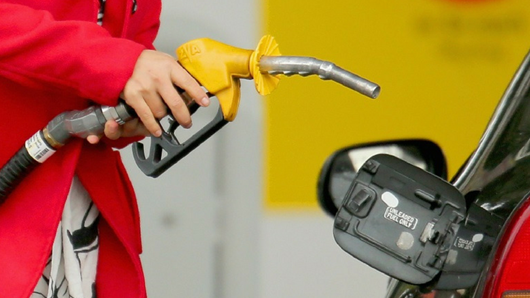 Petrol Prices Have Hit Four Year High