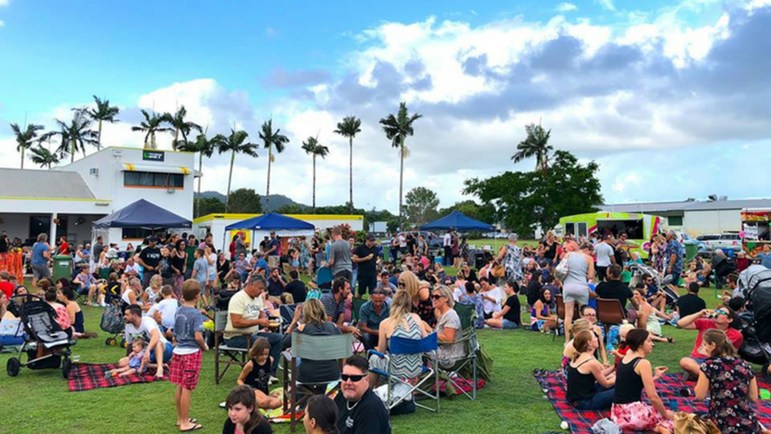 A Massive Foodie Festival Lands In Cairns This Month