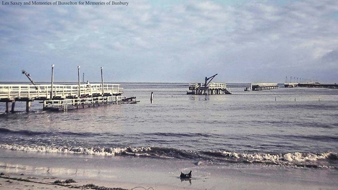 40 Years Ago Today Cyclone Alby Paid A Visit