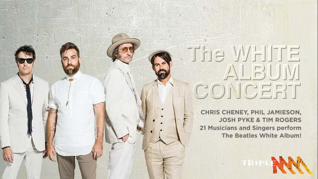 The White Album Tour Expands Due To Popular Demand