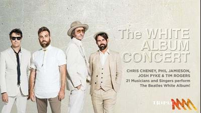 The White Album Tour Expands