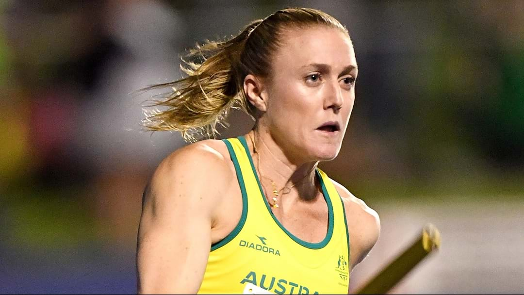 JUST IN: Sally Pearson Forced To Withdraw From The Commonwealth Games