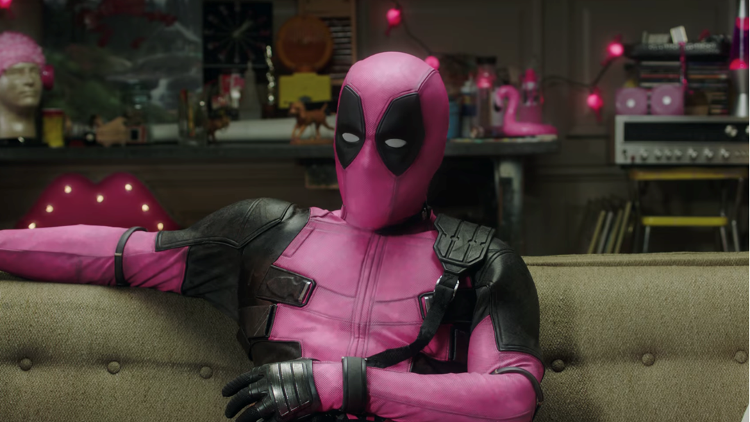 "Deadpool Himself Is Giving Away His Pink Costume If You Help Him ""F*ck Cancer"""