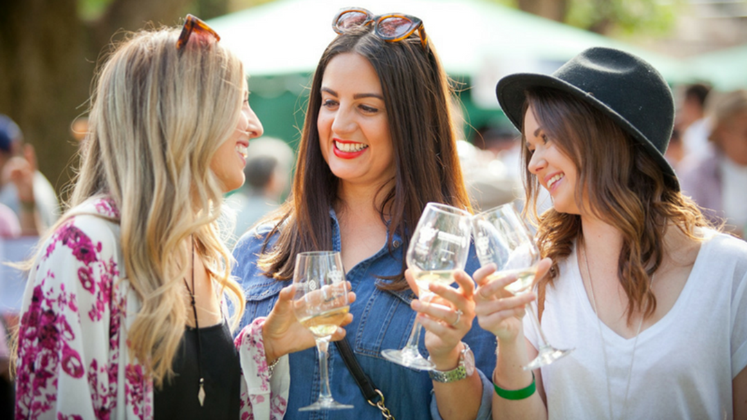 The Unmissable Open Air Wine Festival Coming To Bendigo This Month!