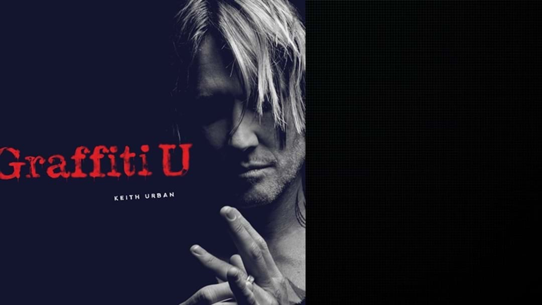"Keith Urban Reveals ""Graffiti U"" Release Date"