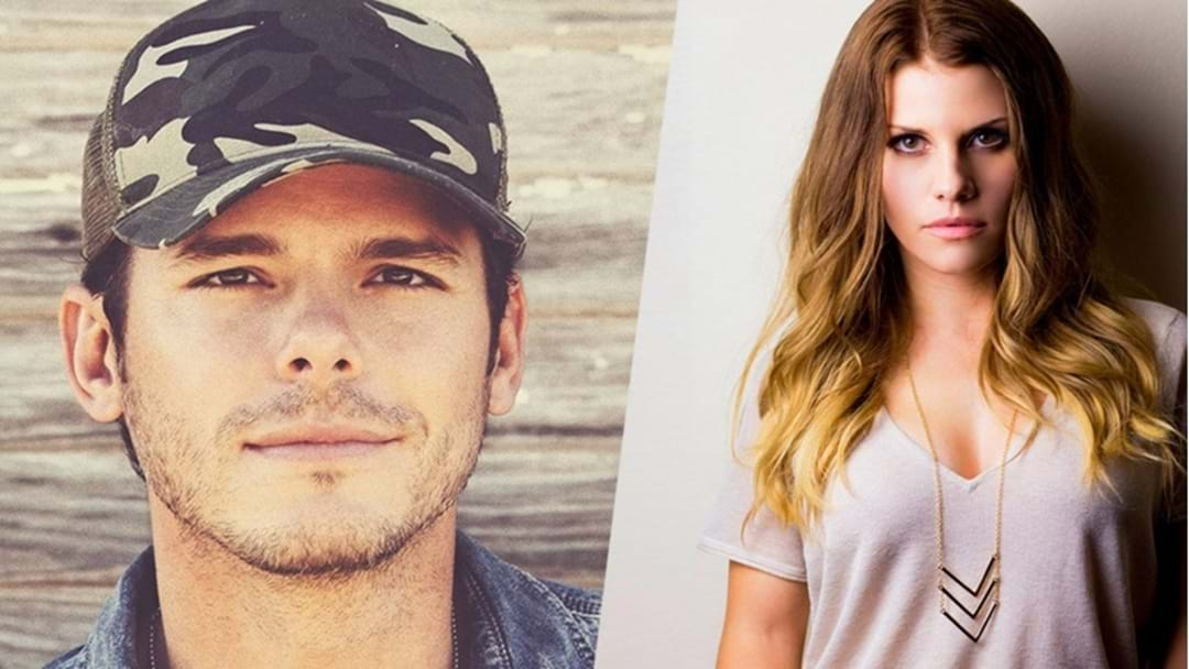 Granger Smith & Jasmine Rae on Tour Together