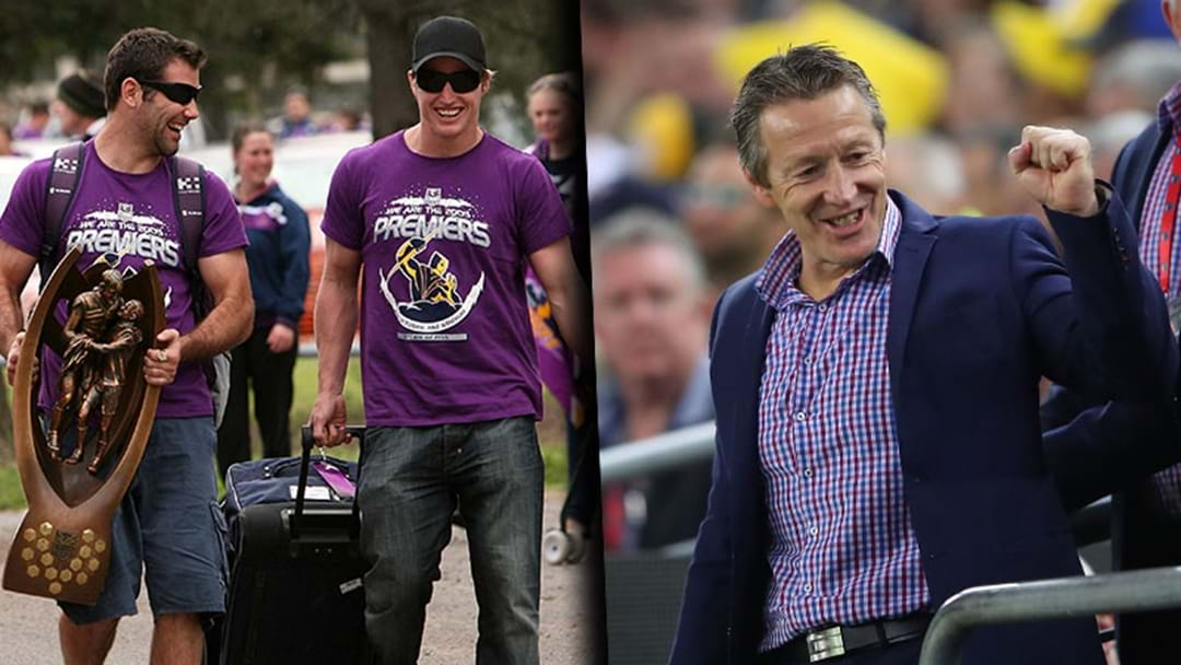 """""""The Incredible Impact He Has On People's Lives"""" - Finchy's Incredible Insight Into Craig Bellamy"""