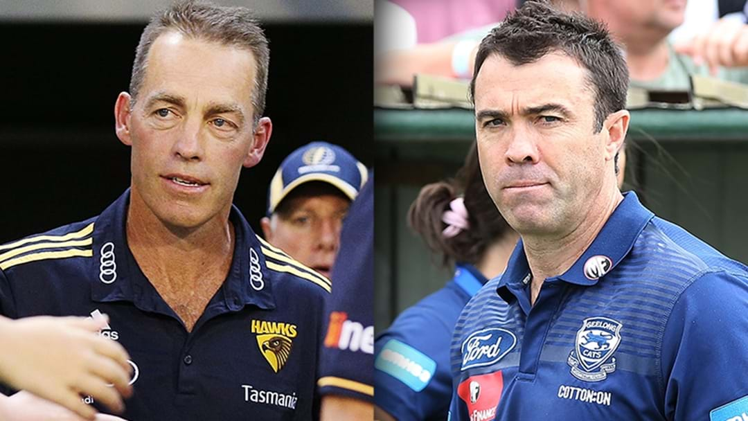 LISTEN | Chris Scott Hits Back At Alastair Clarkson Over Joel Selwood Comments