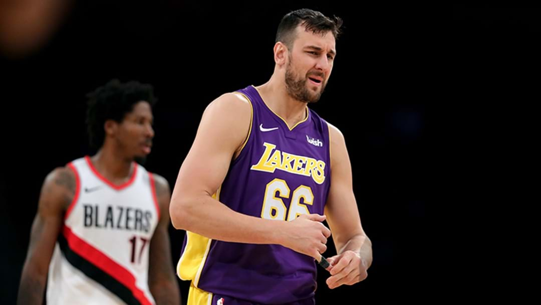 Andrew Bogut On Ben Simmons' Rookie Season And Playing With Steph Curry And LeBron James