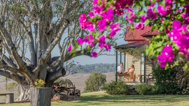 Article heading image for Fire Destroys Part of Lockyer Valley Resort