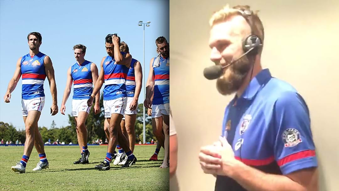 Jackson Trengove Responds To Talk Of Infighting At The Western Bulldogs