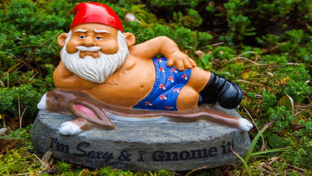 Radio Super Fan Has Turned 4TO FM Announcers Into Gnomes