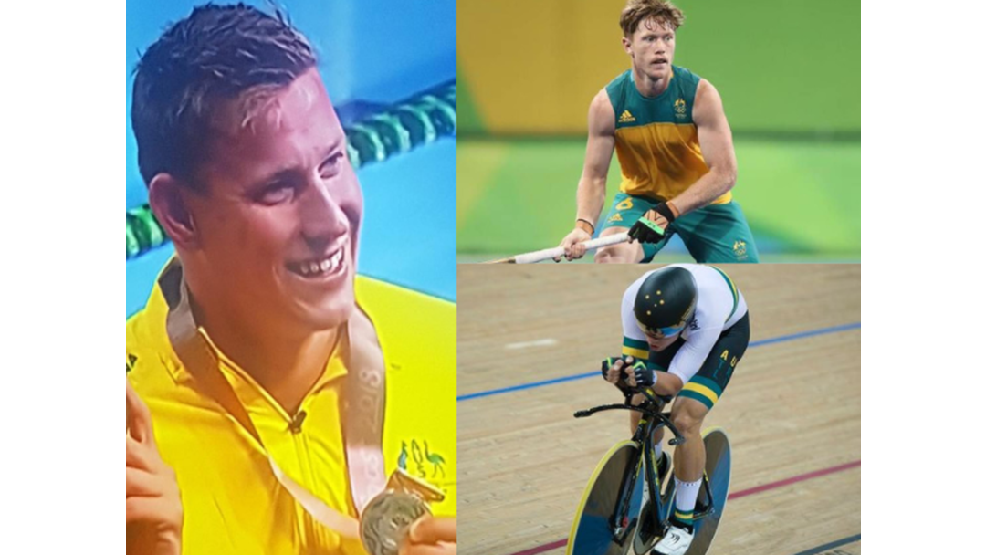 Could Woodward Win A Second Comm Games Medal?