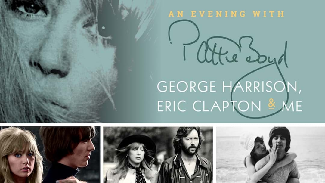 REVIEW: An Evening With Pattie Boyd
