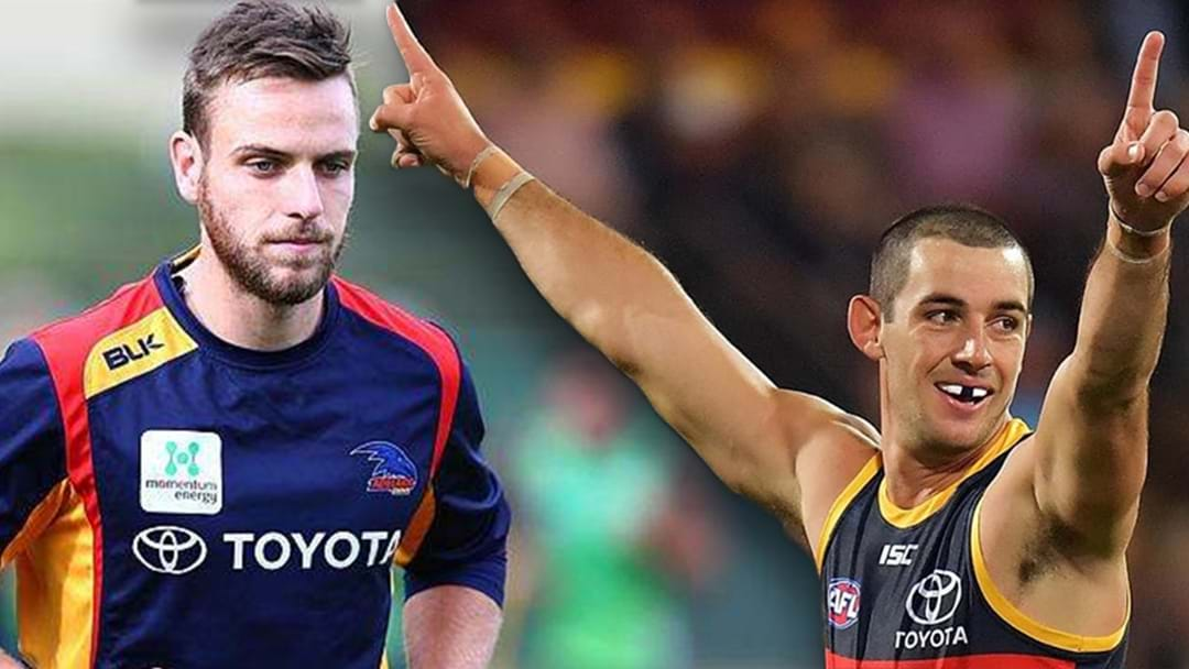 Tex Provides Positive Update On Injured Crow Brodie Smith