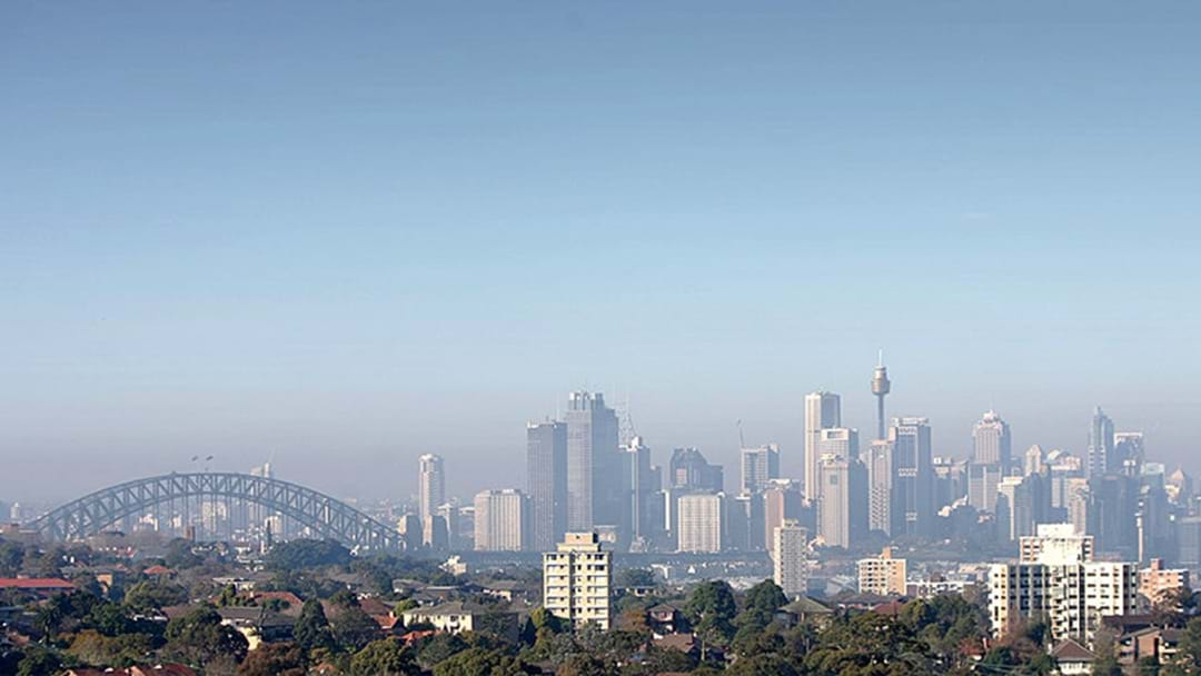 NSW Health Issues Air Quality Warning