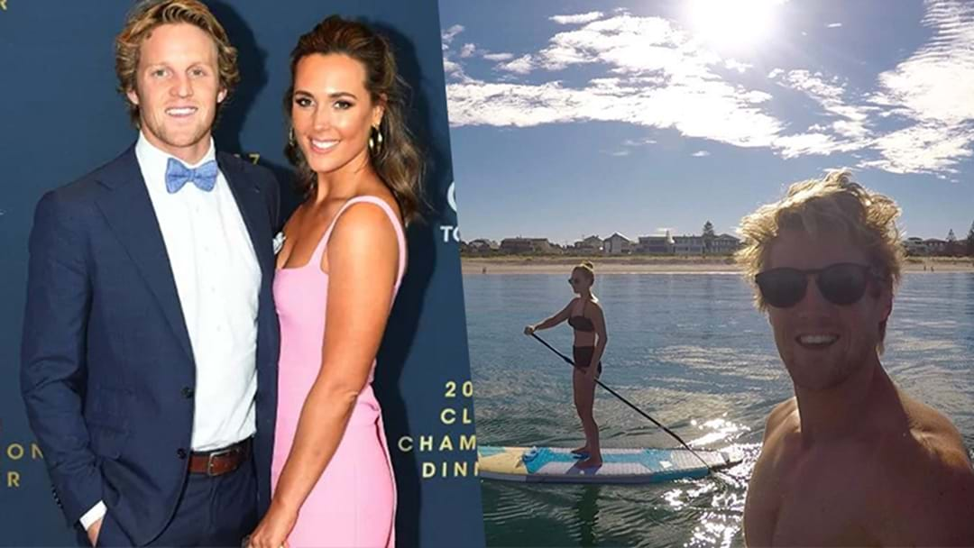 Rory And Belinda Sloane Announce They're Expecting Their First Baby