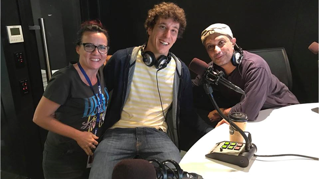 Daniel Townes Joins Mandy & Akmal Live From The Melbourne International Comedy Festival
