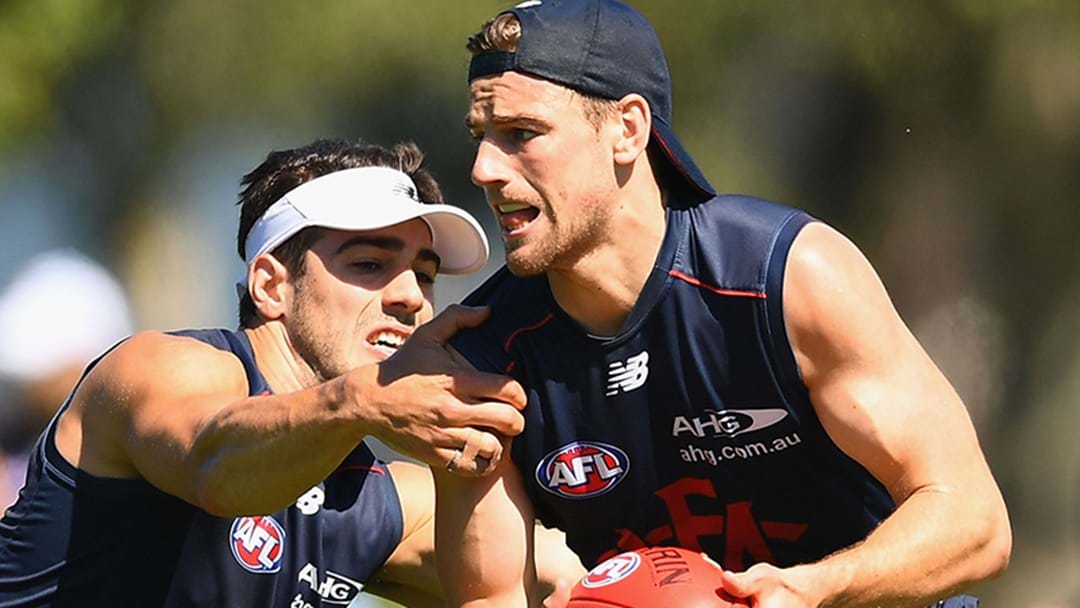 Melbourne Midfielder's Training Camp Knee Injury Comes To Light