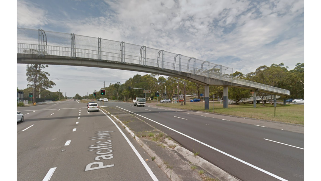Changed Traffic Conditions On Two Stretches Of Pacific Highway