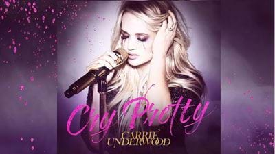 "Carrie Underwood ""Cry Pretty"" New Music Video"