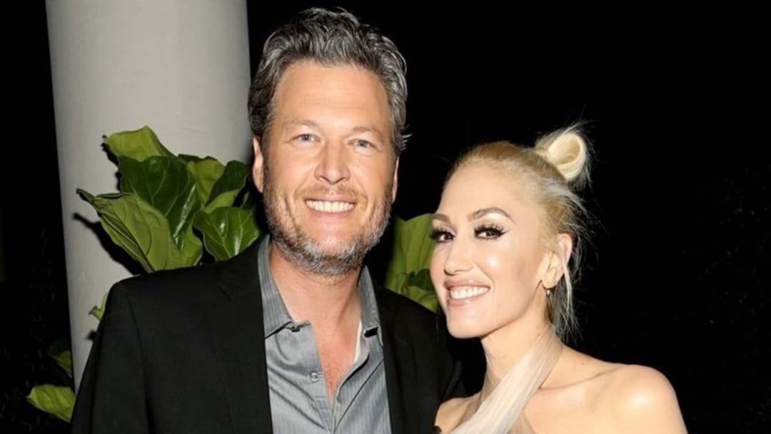 Blake Shelton Declares Gwen Stefani an 'Adopted Okie'