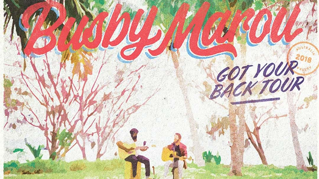 Busby Marou Announce Tour