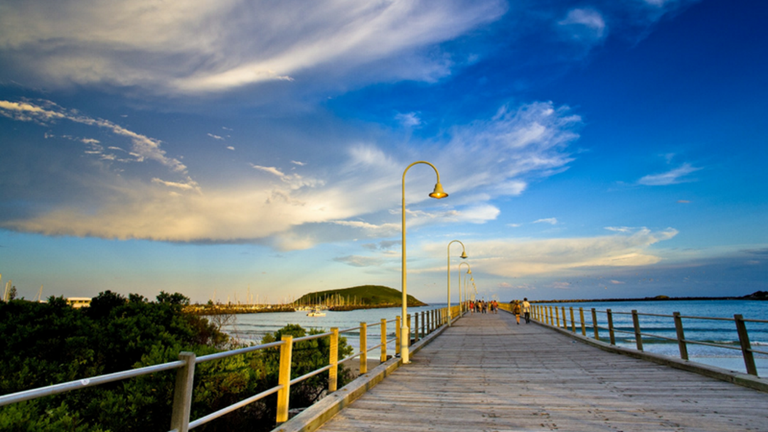 Group GSA Appointed for Concept Plans for Coffs Harbour Jetty Precinct