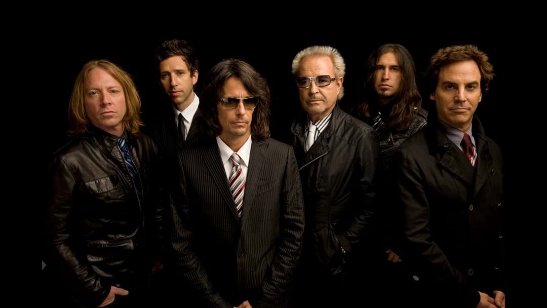 Foreigner: Getting the Band Back Together