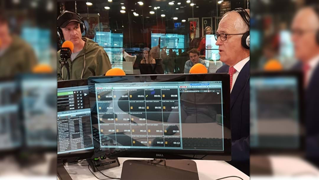 Malcolm Turnbull 'Puts $5 Billion On The Table' For Melbourne Airport Railway Line