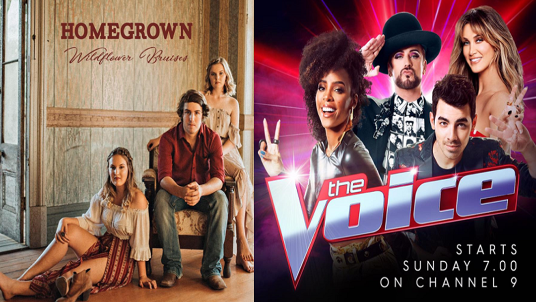 A Charters Towers Band Will Be Auditioning On 'The Voice' This Sunday