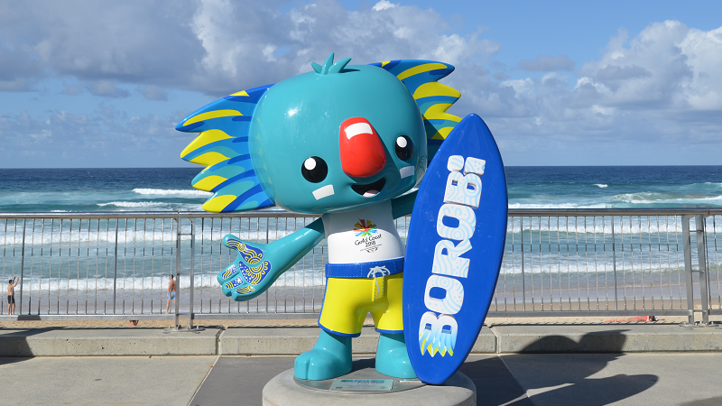 Article heading image for Say G'Day To Your Aussie Comm Games Heroes At Surfers Paradise